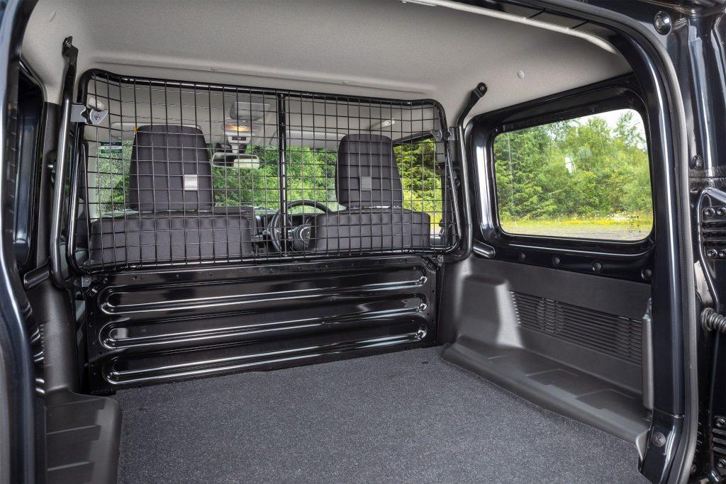 Suzuki Jimny Light Commercial Vehicle (LCV)