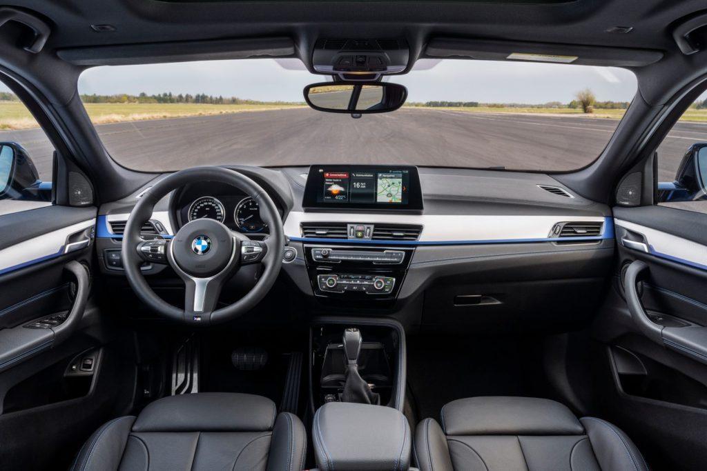 BMW X2 xDrive25e plug-in hybrid review