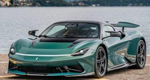 Automobili Pininfarina's Battista hyper GT