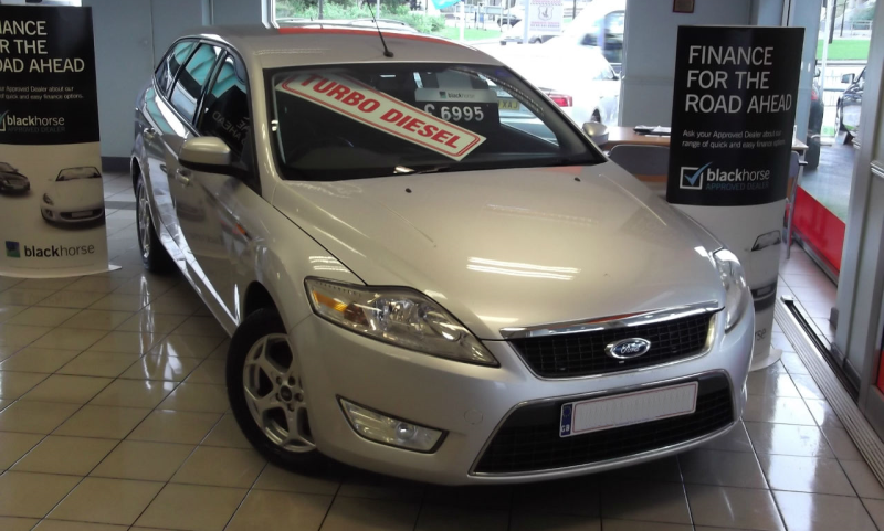 Second Hand Ford Mondeo