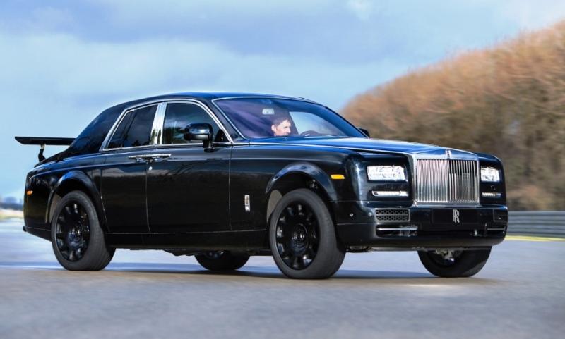 Rolls-Royce prototype