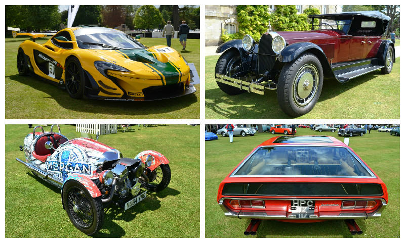Wilton Classic and Supercar Show
