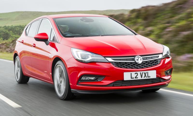 Vauxhall Astra named European Car of the Car