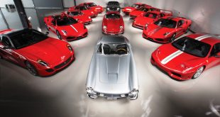 Ferrari Performance Collection auction sotheby's Monterey
