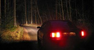 Dark evening driving GEM Motoring Assist