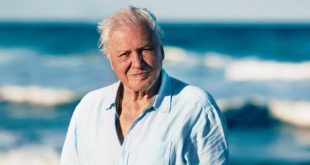 Blue Planet 2 presenter Sir David Attenborough - BBC