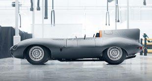 Jaguar D-Type reborn