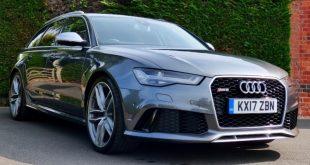 Prince Harry's Audi RS6 Avant