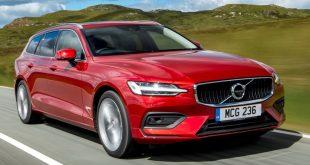 Volvo V60 review