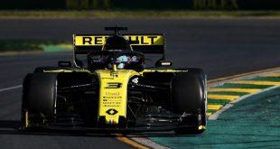 Renault F1 Team - Formula One Australian GP 2019