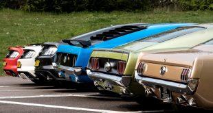 Ford Mustang birthday