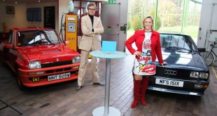 The Car Years - Alex Riley and Vicki Butler-Henderson