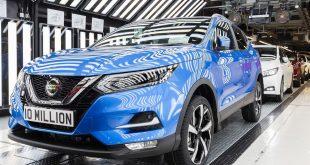 10 millionth Nissan built at Sunderland