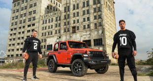 Dylan Hartley and Danny Cipriani - Jeep Wrangler Trick Shot Challenge