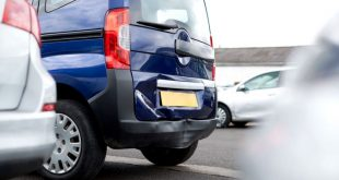 Car parking accident - GEM Motoring Assist