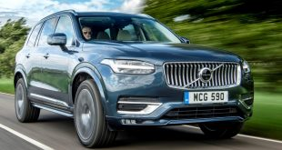 Updated Volvo XC90 mild hybrid