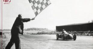"First Formula One race winner - Giuseppe ""Nino"" Farina 1950"