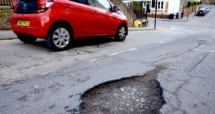 Potholes - RAC
