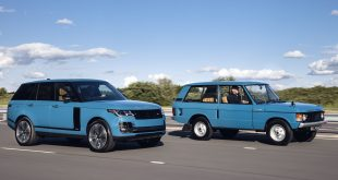 Original Range Rover and Range Rover Fifty