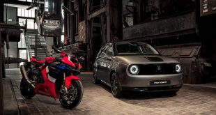 Honda e and CBR1000RR-R Fireblade SP superbike