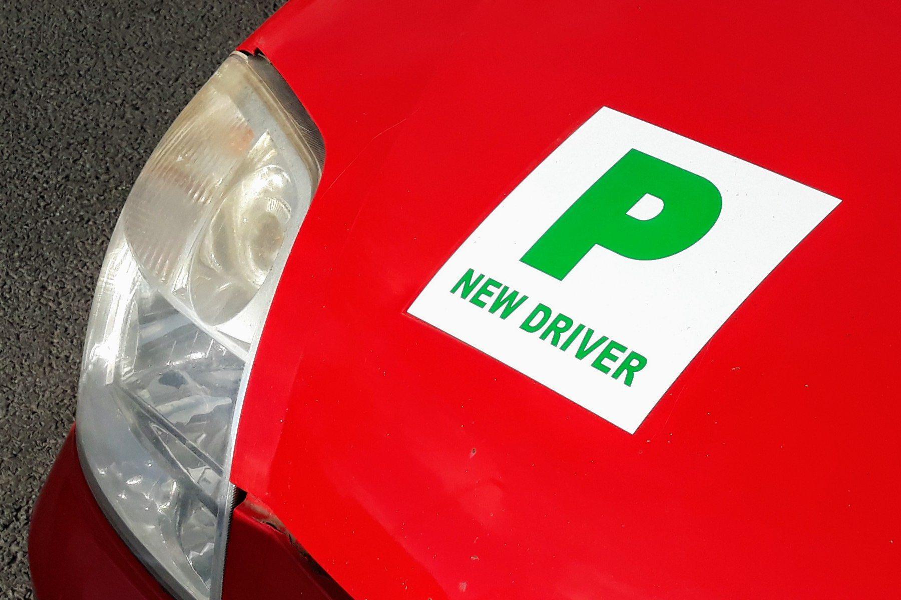 New driver - photo Gareth Herincx