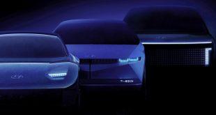 Hyundai launches Ioniq EV brand