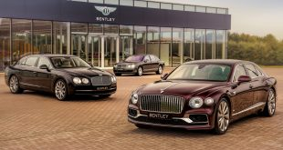 Three-generations-of-the-Bentley-Flying-Spur