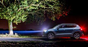 SEAT Ateca LED lights
