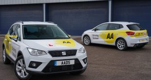 SEAT-Arona-and-Ibiza-AA-Driving-School-cars
