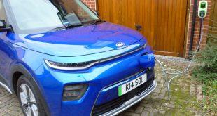 Kia Soul EV - Rolec WallPod_EV home charger