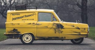Only Fools and Horses van - Silverstone Auctions