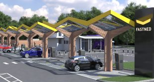 Europe's most powerful electric vehicle charging hub, Oxford