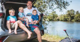 TV Adventurer and Toyota Highlander Hybrid driver Steve Backshall's camping tips