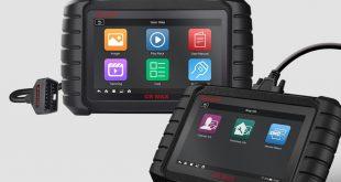 iCarsoft CR MAX automotive diagnostic tool