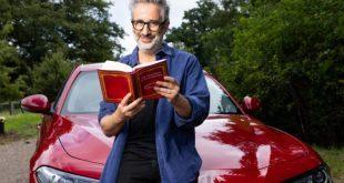 David Baddiel - The Adventures of Pre-Loved Cars